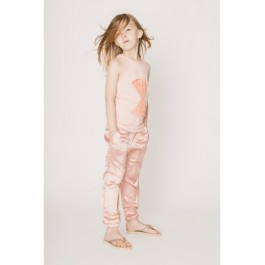 Lounge Coral Pants