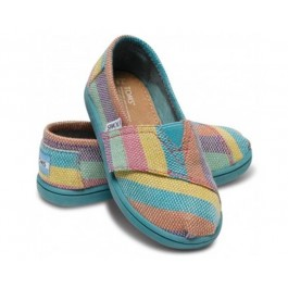 Pink Tropic παπούτσια TOMS
