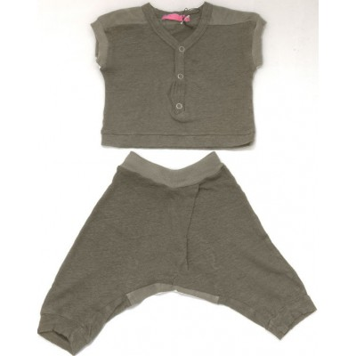 Luce Set in Khaki