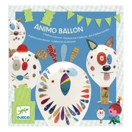 Διακοσμήστε τα μπαλόνια