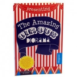 Create your own 3D circus