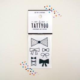 Παιδικό Τατουάζ Bow Ties