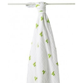 Frog Cozy Swaddle - Double Layer