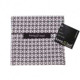 Reusable Bag for Tosts - Black&White