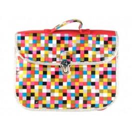 Σχολική Τσάντα Pixels