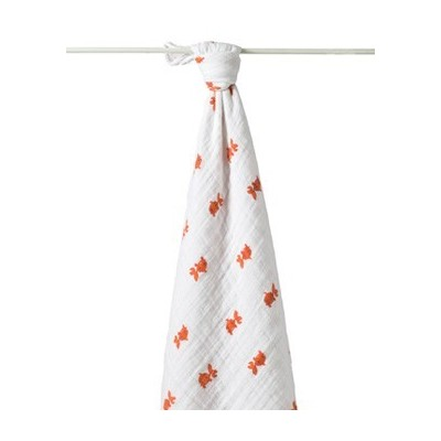 Fish Cozy Swaddle - Double Layer