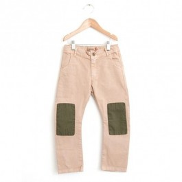 Trousres twill/chino fit