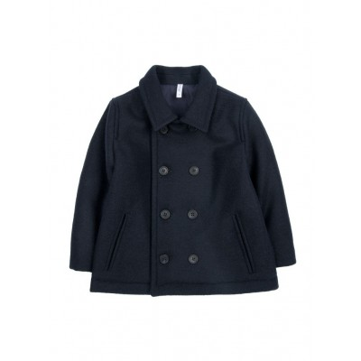 Wool Peacoat by Miller