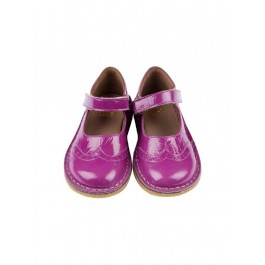 Purple Mary Jane Shoes