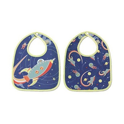 Bib Set Outer Space (2 pcs)