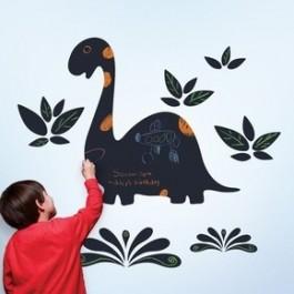 Chalkboard Sticker dinosaur