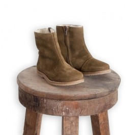 Bobo Suede Boots