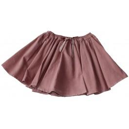 Pink Skirt Velour