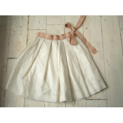 Penny Skirt Cream