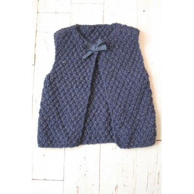 Angiolina knitted vest