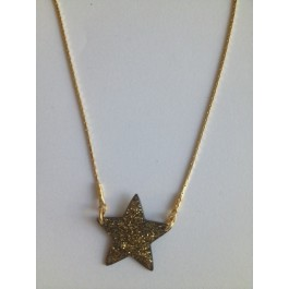 Little Star Gold Neck