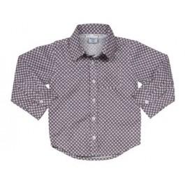 Οργανικό πουκάμισο Plum