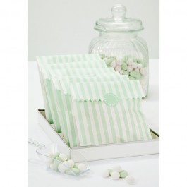 Mint Treat Bags & Stickers