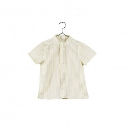 Vintage Blouse with golden stripes