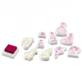 Stamp set princess - DJECO