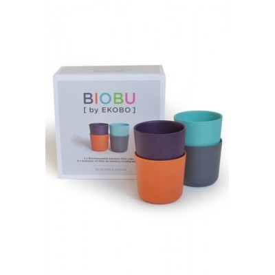 Bambino Set of 4 Cups