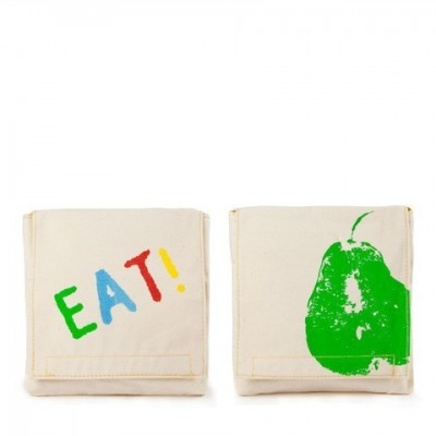 Organic Cotton Snack Pack Set - Good eats