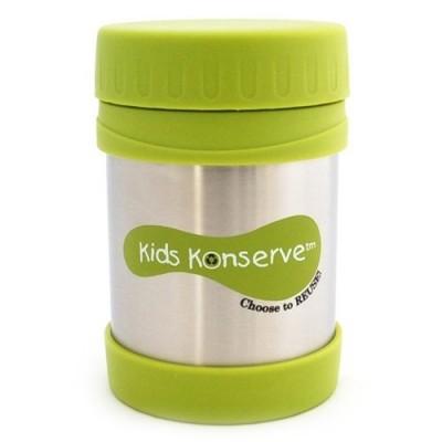 Insulated food jar - Green