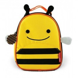 Zoo Lunchie Bee - Insulated Lunch Bag