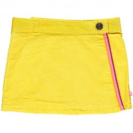 Corduroy Yellow Skirt