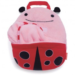 Travel Blanket - Lady Bug