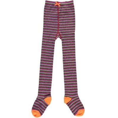 Multicolor Stripe Tights