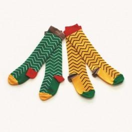 Ziggy Knee Socks - 2 Pack