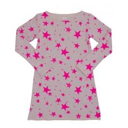 Dress - Pink Stars