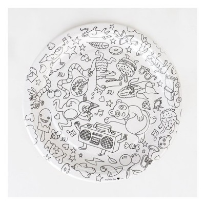 Plates OMY