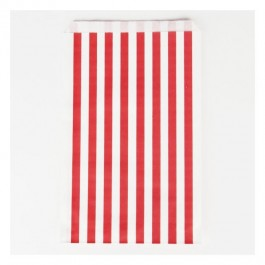 Treat Bags Red Stripes
