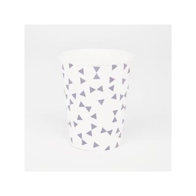 Cups in Purple Knots