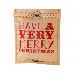 Kraft Paper Bags Merry Chsristmas