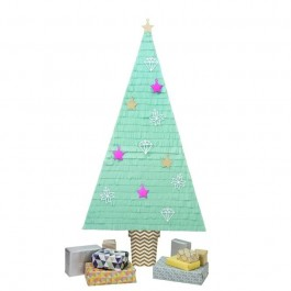 Geo Christmas Tree - DIY