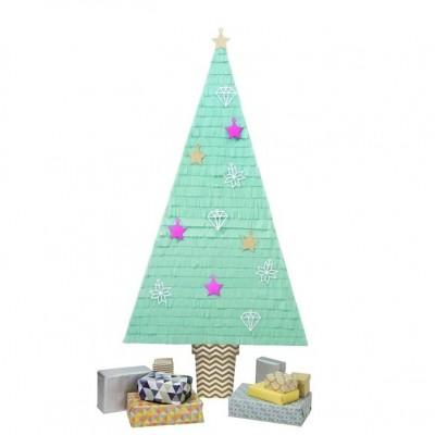 Geo Christmas Tree - DIY