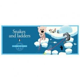 Επιτραπέζιο φιδάκι - Snakes & Ladders North Pole
