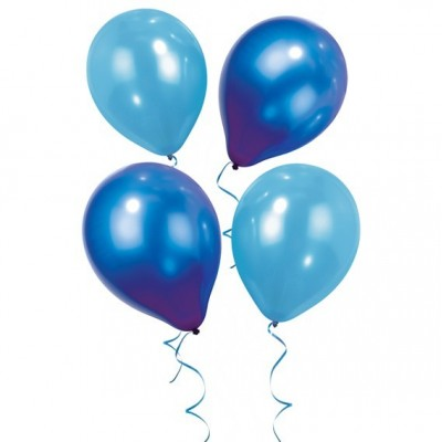 Bue Balloons