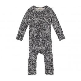 Leo Suit Leopard - Grey