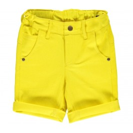 Puke Stretchy Twill - Blazing Yellow