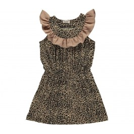 Dress Dawnie Leo - Brown