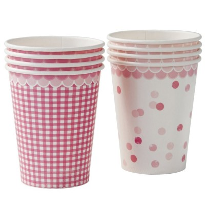 Pink n Mix Cups