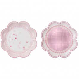 Pink n Mix Plates