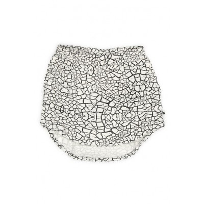 Cracked College Skirt