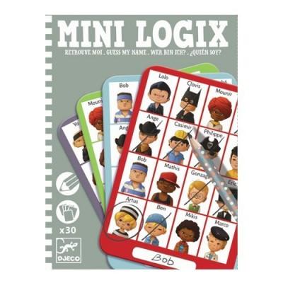 Mini Logic - GUESS MY NAME