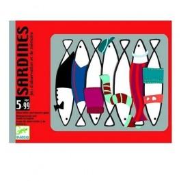 Sardines by Djeco
