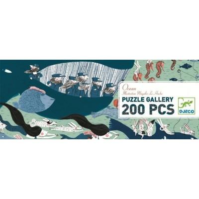 Puzzle Gallery Ocean 200pcs